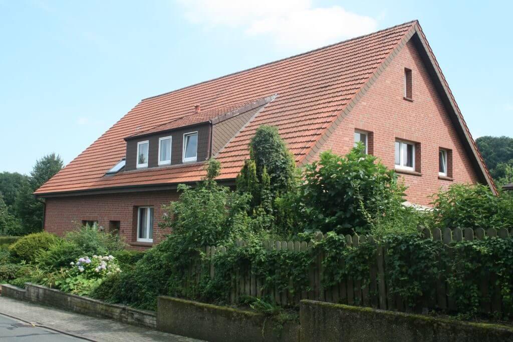 Außenansicht Wohngruppe Schledehausen