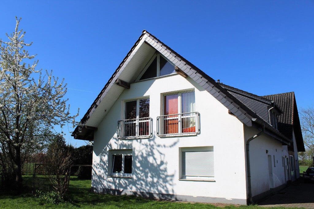 Außenansicht der Wohngruppe Ulmenhof